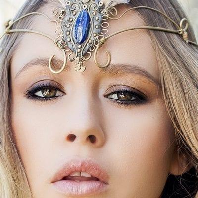 Eye of Horus Maat Dark Temptress Eyeshadow Palette
