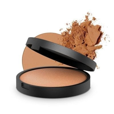 inika mineral baked bronzer