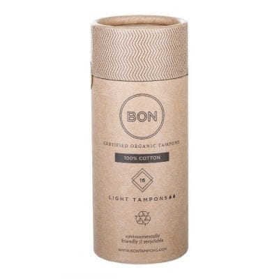 BON Organic Tampons Light