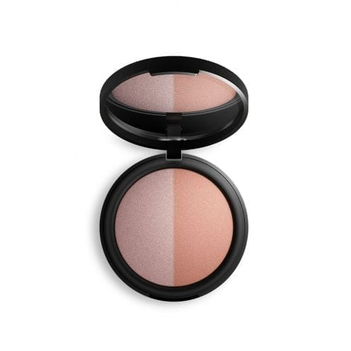eye of hours baked blush duo PINK TICKLE