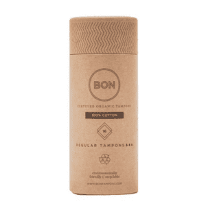 BON Organic Regular Tampons Main