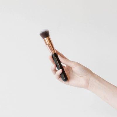 motd Beauty and the Base foundation brush