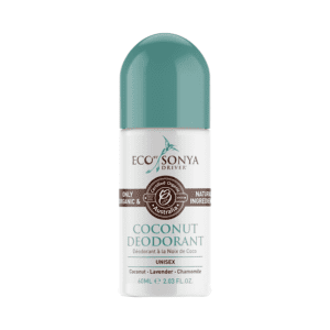 coconut roll on deodorant