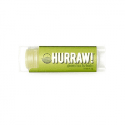 Hurraw green tea