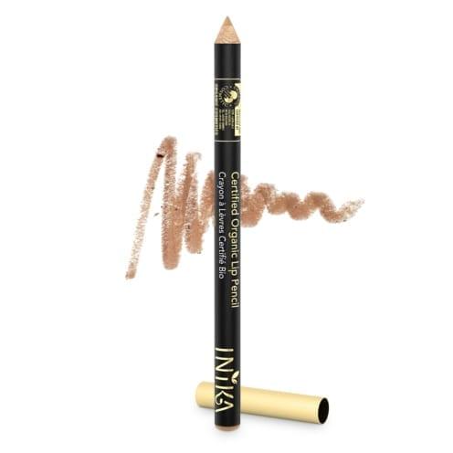Inika lip pencil nude delight