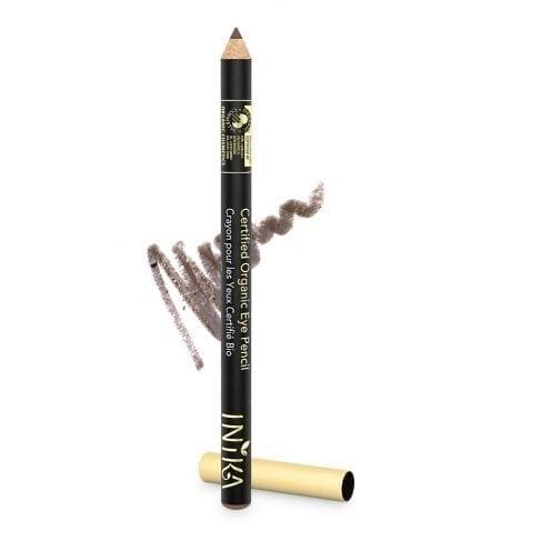 inika certified organic eye liner pencil coco
