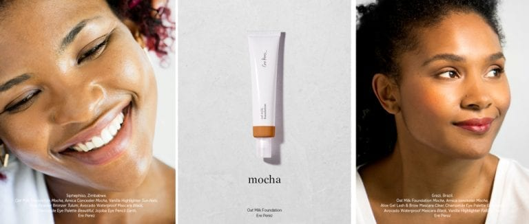 Ere perez oat milk foundation mocha