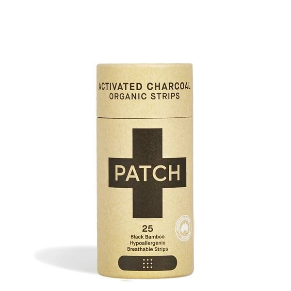 Patch Activated Charcoal Organic Sticking Plasters