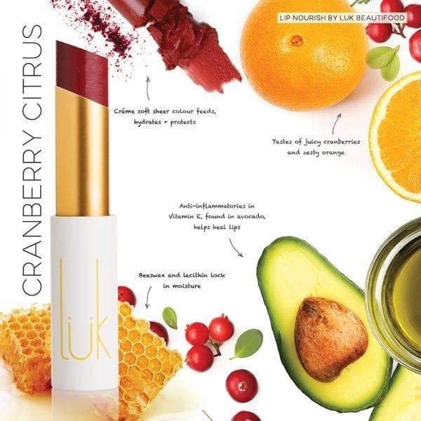 Luk beautifood Cranberry Citrus