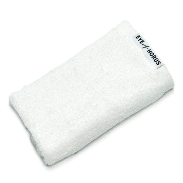 Organic bamboo cleansing cloth