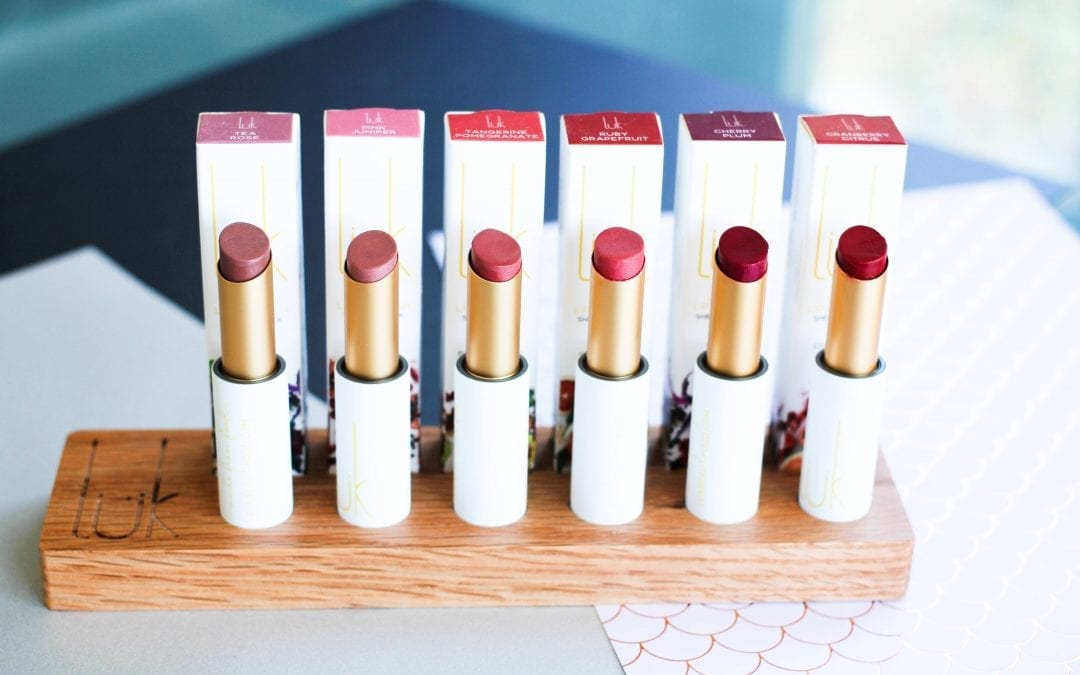 Edible Beauty – Lipsticks made from food