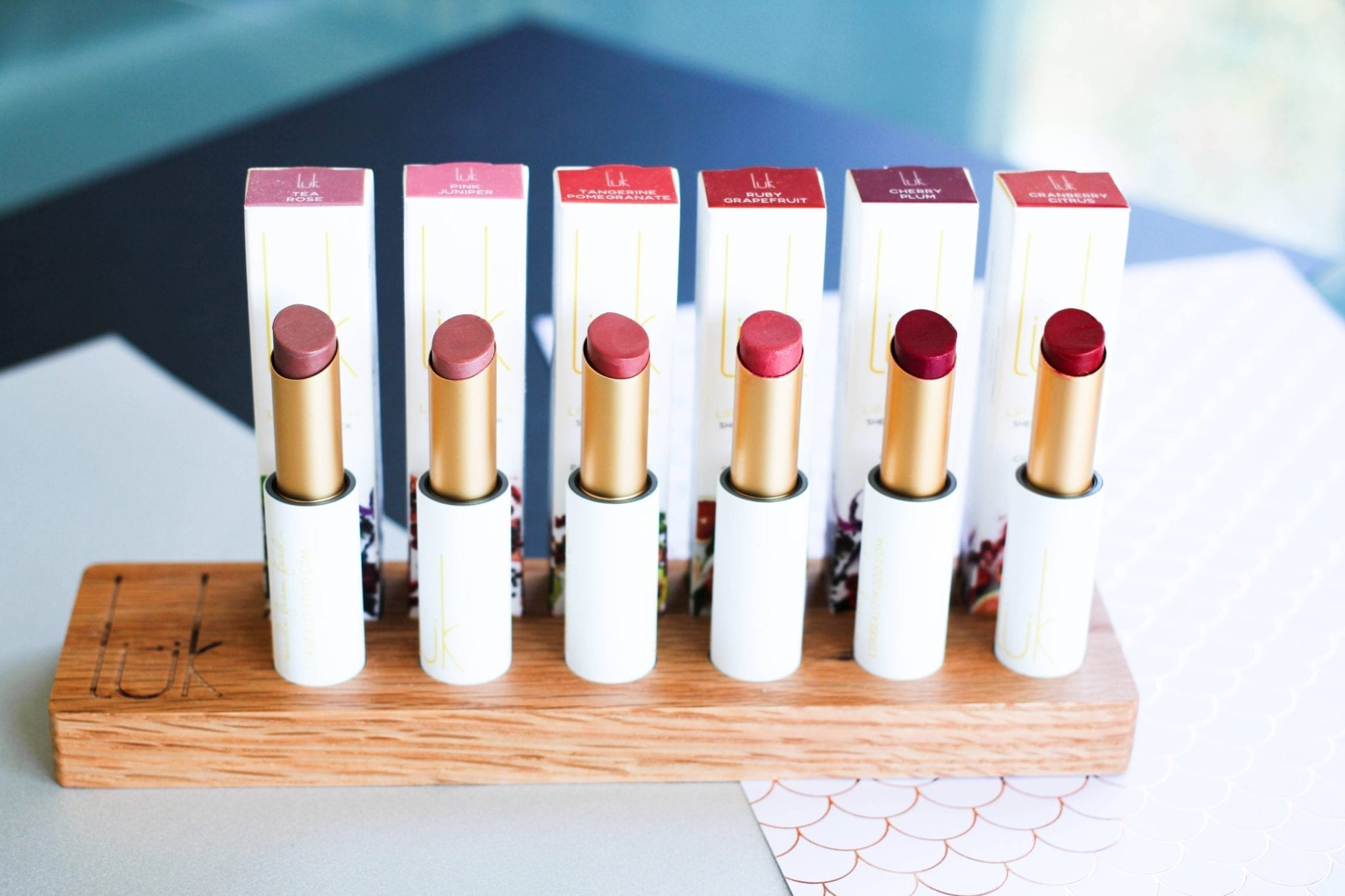 Edible Beauty – Natural Lipstick made from food