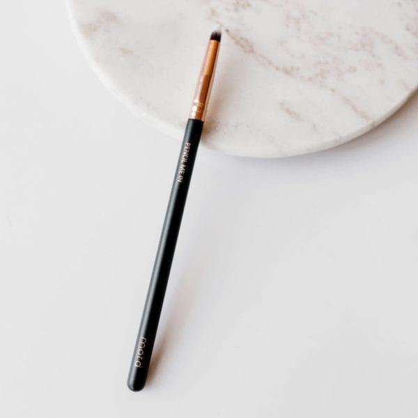 Pencil me in brush