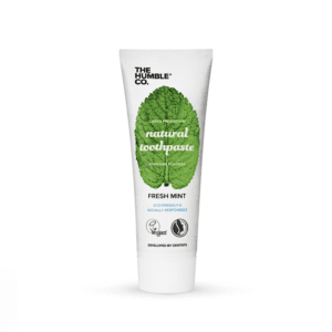 The Humble Co. Natural Toothpaste - Fresh Mint 75ml