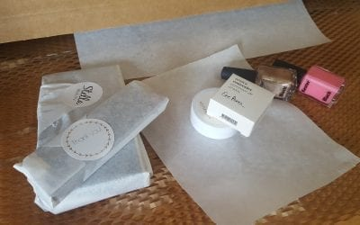 An Inside Look to Our Plastic Free Packaging