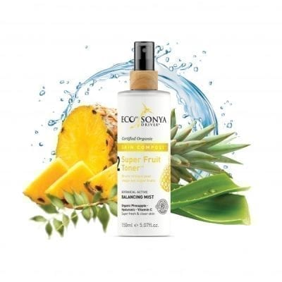 Eco by Sonya super fruit toner