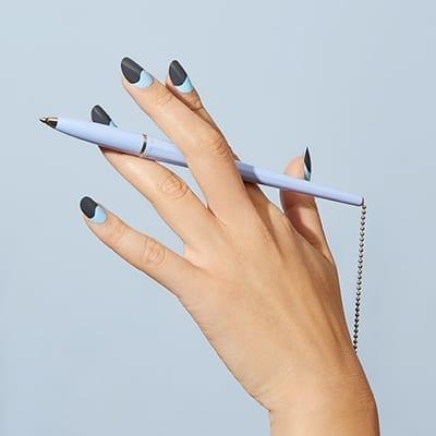 kester black soot nail polish