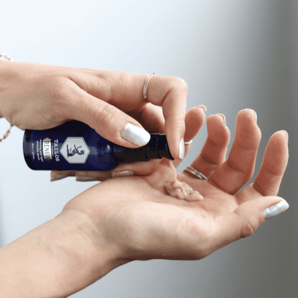 Tailor Skincare renew probiotic serum