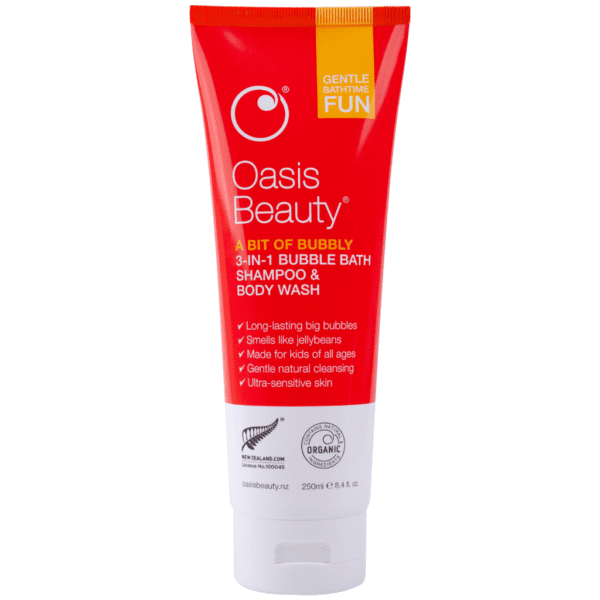 Oasis beauty bubble bath