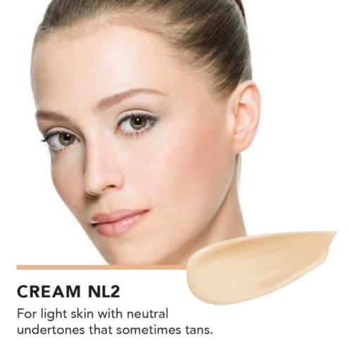 Inika - shade cream