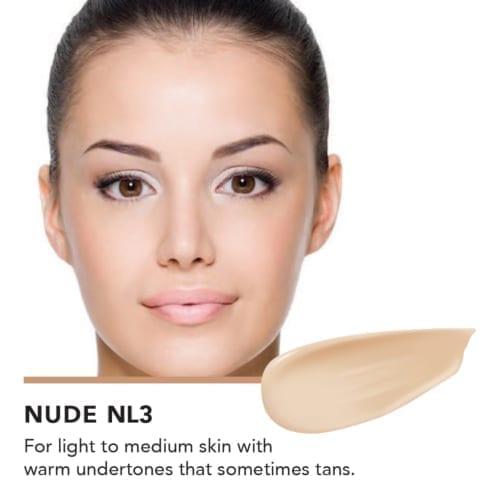 Inika - shade nude