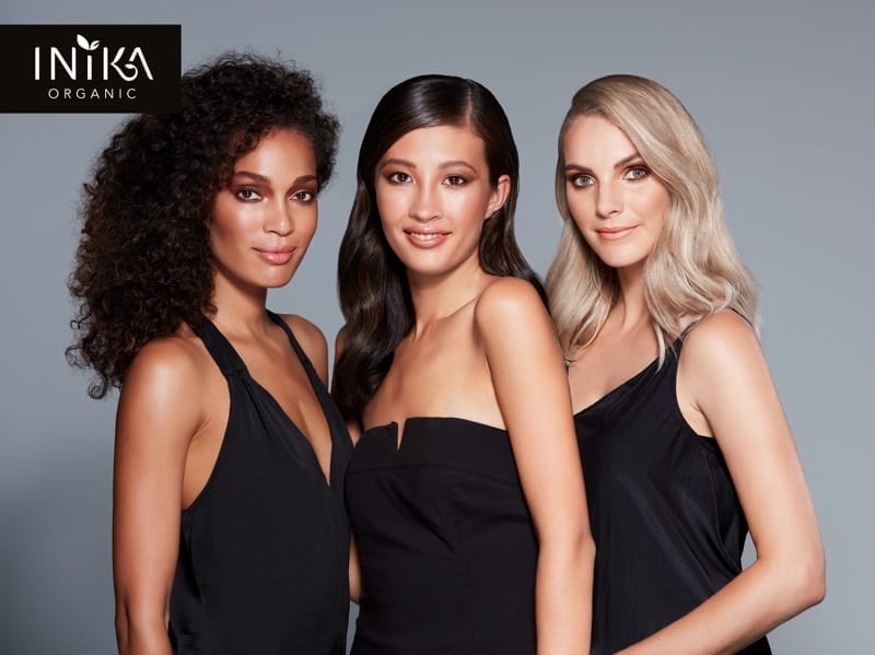 Inika Organic Makeup and Cosmetics | Models