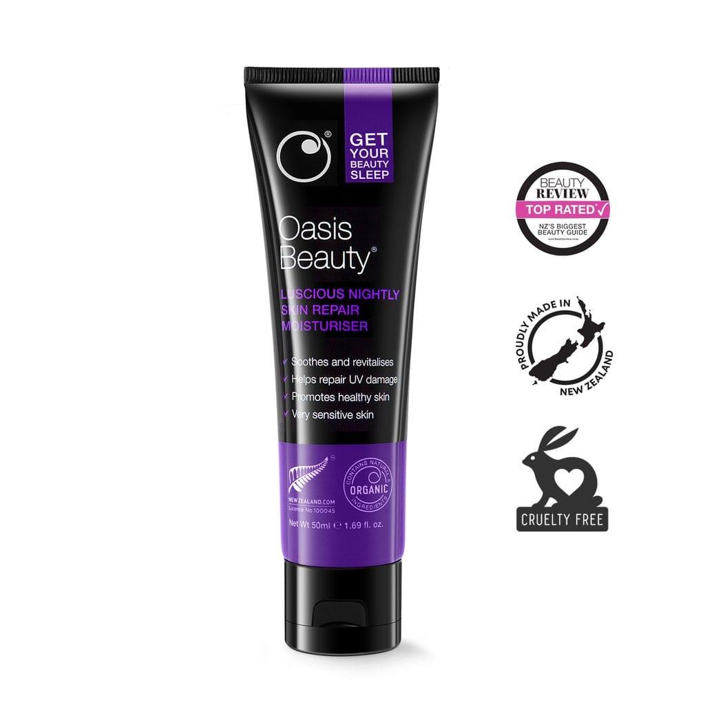 Oasis Beauty Sleep Skin Repair Night Cream