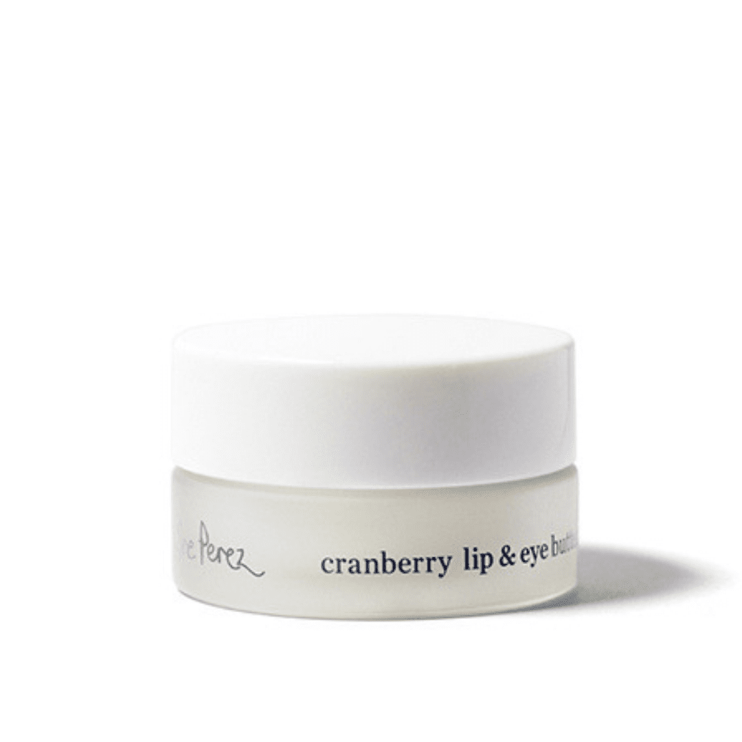 Ere Perez Cranberry Lip and Eye Butter