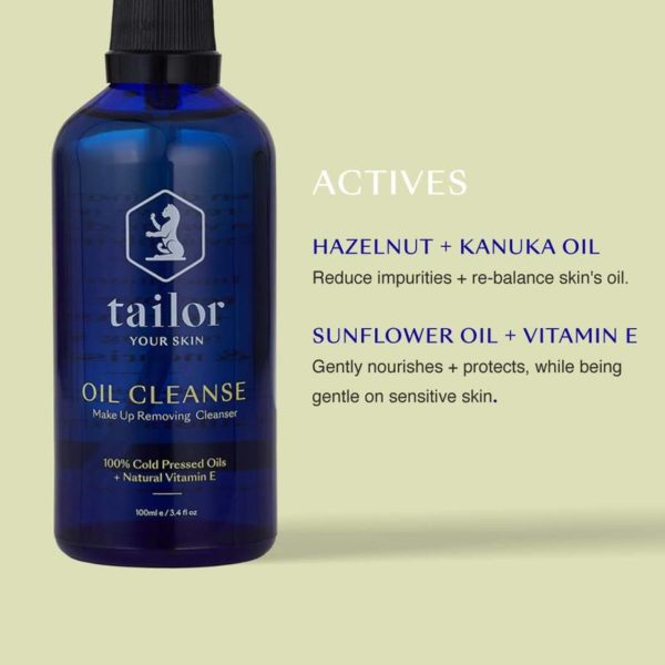 Tailor Skincare Oil Cleanse